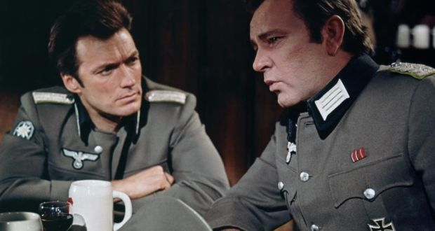 Broadsword Calling Danny Boy: On Where Eagles Dare review