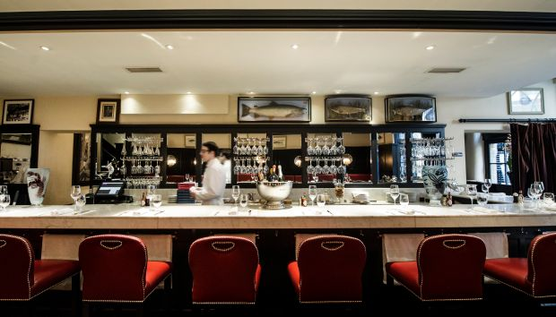 Bentley's Oyster Bar & Grill in London
