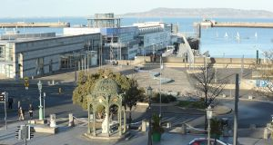 The old ferry terminal, Dún Laoghaire. The proposed scheme was expected to be home to companies working across technologies including artificial intelligence, virtual reality, data analytics and blockchain