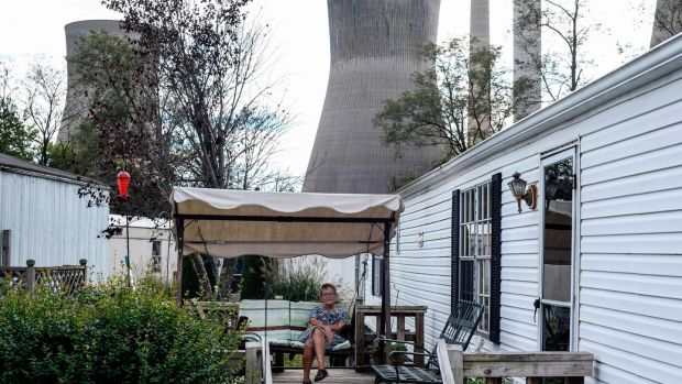 West Virginia increasingly became synonymous with rural poverty and isolation. Photograph: Michael Mathes / AFP /Getty Images