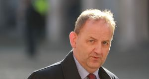 Sgt Maurice McCabe as he arrived at the Charleton Tribunal in Dublin Castle in April this year. Photograph: Nick Bradshaw