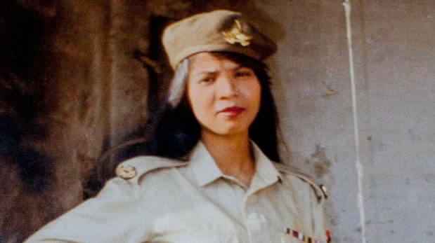 Pakistani Christian Asia Bibi in an undated photo handed out by family in 2010. The supreme court has overturned her blasphemy conviction. Photograph: HO/Reuters