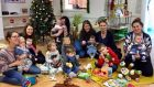 The London Irish Playgroup has been running at the London Irish Centre for almost two years.