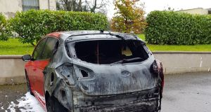 At about 11.20pm on Tuesday, a car belonging to the daughter of QIH's Tony Lunney, who joined the group 35 years ago when it was run by Sean Quinn, was set alight outside his Ballyconnell home