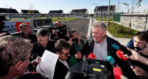 Peter Casey 'appears to advocate a return to the assimilationist policies of the past' in relation to Travellers. Photograph: Brian Lawless/PA Wire