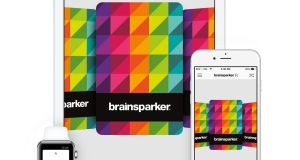 "Brainsparker helps to bring on ""Eureka!"" moments"