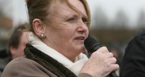 Marian Price in April 2010. File photograph: Niall Carson/PA Wire