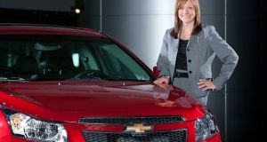 "GM chief executive Mary Barra told employees in an email: ""Our structural costs are not aligned with the market realities."""