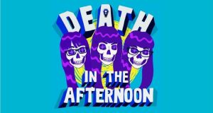 Death in the Afternoon: fascinating listen about how people cope, or don't cope, with death