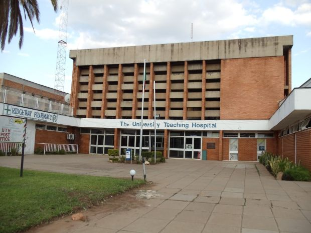 The University Teaching Hospital in Lusaka is the largest hospital in Zambia, with 1,655 beds.