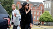 Was Meghan and Harry's baby conceived in Dublin?