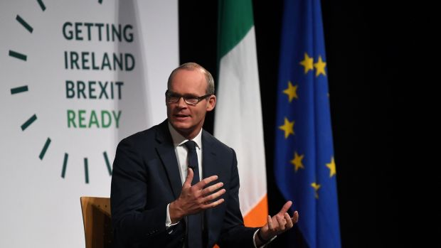Tánaiste and Foreign Affairs Minister Simon Coveney said on Friday the strong UK-Irish friendship is more important than ever. Photograph: Reuters
