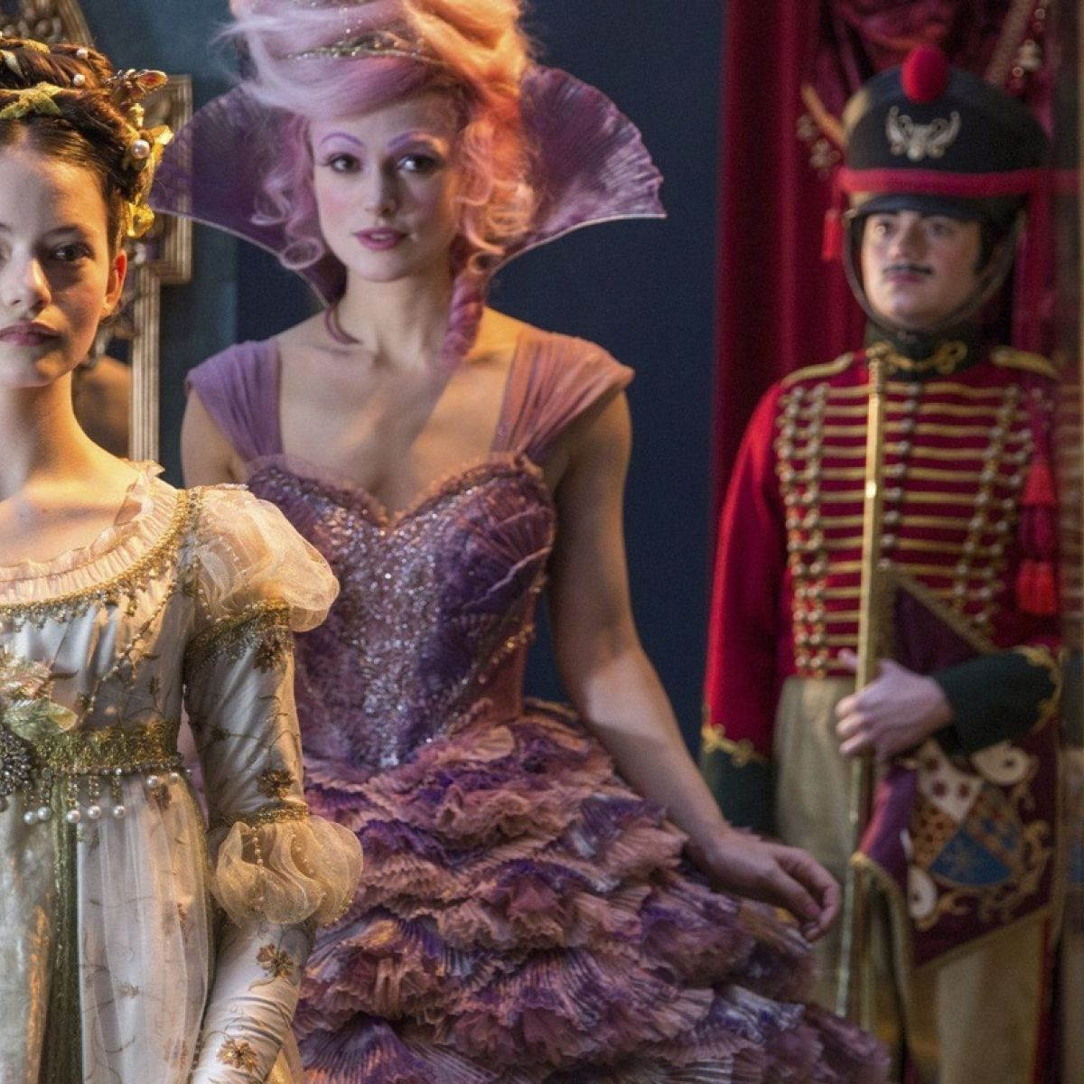 A Nutcracker Christmas Cast.The Nutcracker And The Four Realms Keira Knightley Can T