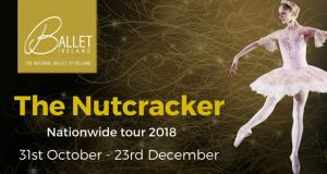 Win a pair of tickets to the opening night of Ballet Ireland's the Nutcracker and afternoon tea for two in The Merrion Hotel
