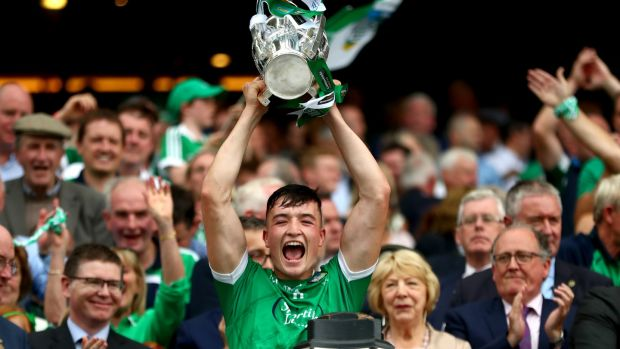 Limerick Kyle Hayes won the young knight of the year.