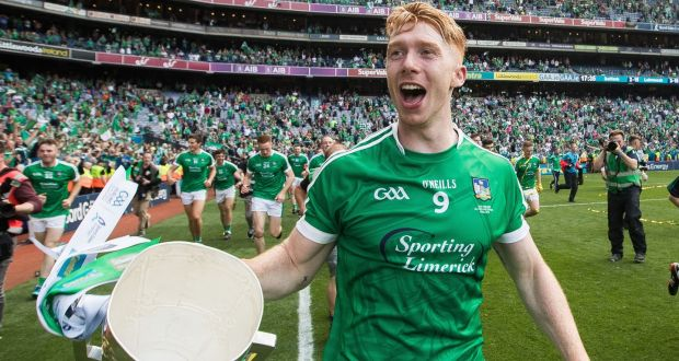 0a4adacae9867 Limerick sweep the boards with six All Star and both Hurlers of the Year
