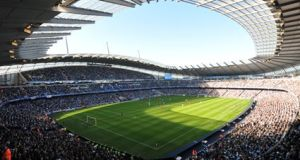 The Champions League final takes place in Athletico Madrid's new stadium on June 1st, 2019.
