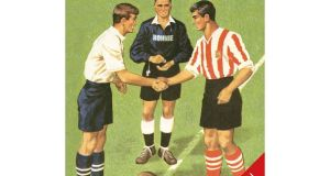 Personalised Ladybird 'Story of Football', €15.