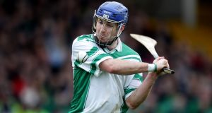 Brian Carroll scored 1-5 for Coolderry against Mount Leinster Rangers. Photograph: Cathal Noonan/Inpho