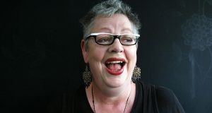 Jo Brand: at her best when discussing health, parenting and staying sane
