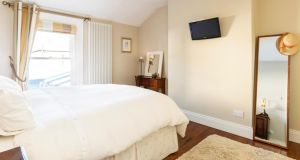 29 Lombard Street West, Dublin 8: one of the bedrooms