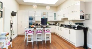 29 Lombard Street West, Dublin 8: the kitchen