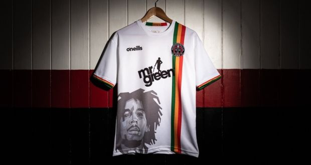 4f8a3a303 Bohemians have been forced to scrap their original 2019 away jersey.