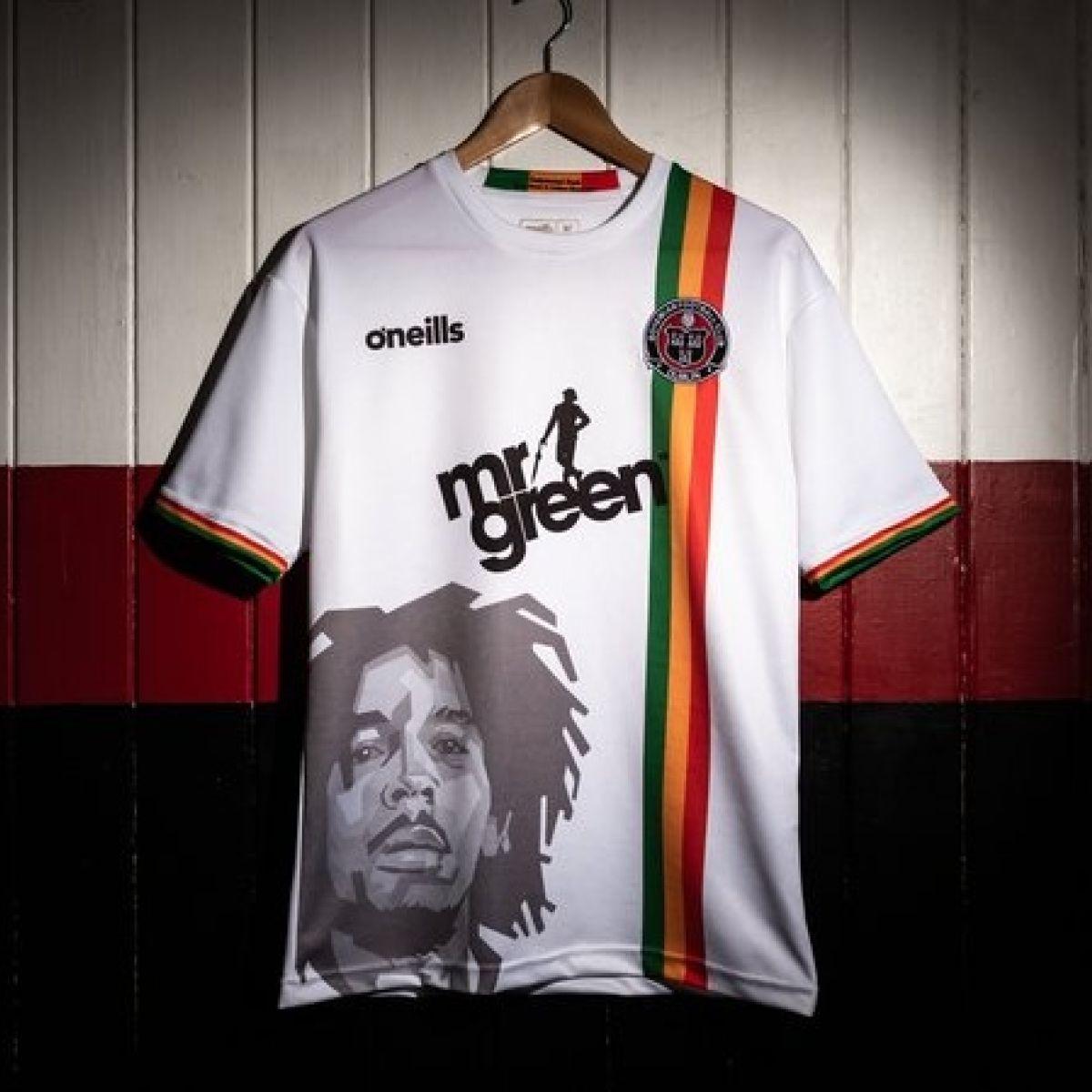 Bohemians Bob Marley Jersey