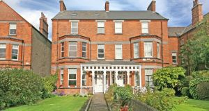 Richard Harris's former childhood home, a 19th-century redbrick on Limerick's Ennis Road, is for sale for €785,000