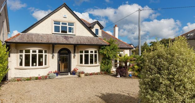 4f78c2e0fe73c7 Rebuilt and extended bungalows at Sutton Cross for €995k