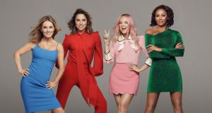 Spice Girls reunion: Geri Halliwell, Mel C, Emma Bunton and Mel C; Victoria Beckham is not joining the re-formed group