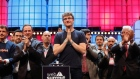 Web Summit: Paddy Cosgrave praises Portugal, 'the California of Europe'