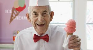 Hiring seniors is a good deal for fast-food chains. They get years of experience for the same wages
