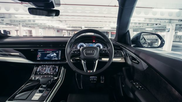 Audi Q8 The Latest German Coupe Crossover