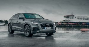Audi Q8: the latest German coupe crossover