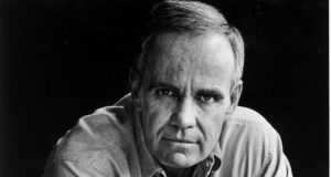 Cormac McCarthy: simplicity and beauty is repeated again and again in this magnificent book.