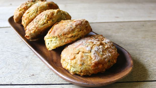 Young Buck scones. Photograph: Anne-Marie Carroll