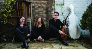 The Fidelio Trio played a selection of works by Clara Schumann, Joan Trimble, Rebecca Clarke and Lili Boulanger