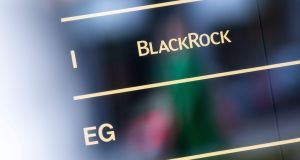 Blackrock says it's fully co-operating with investigation. Photograph: Lino Mirgeler/AFP/Getty Images