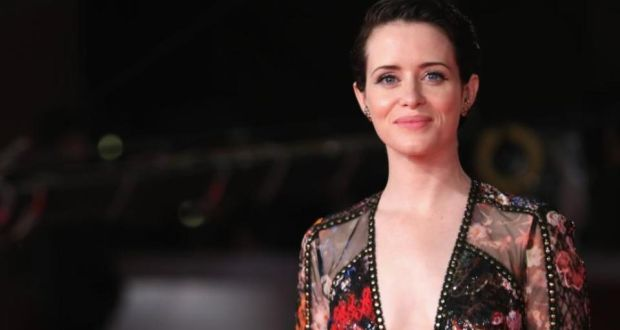 Claire Foy anxiety