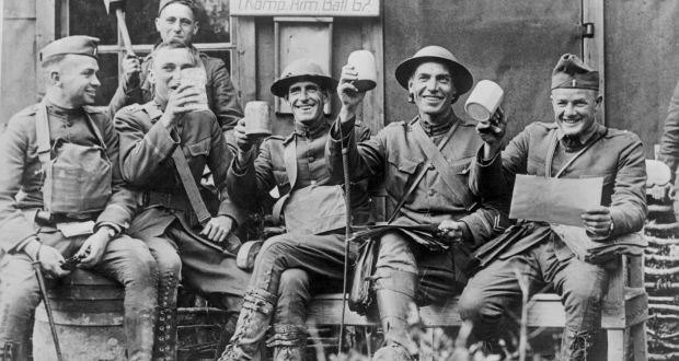 Fintan O'Toole: The first World War is still being fought