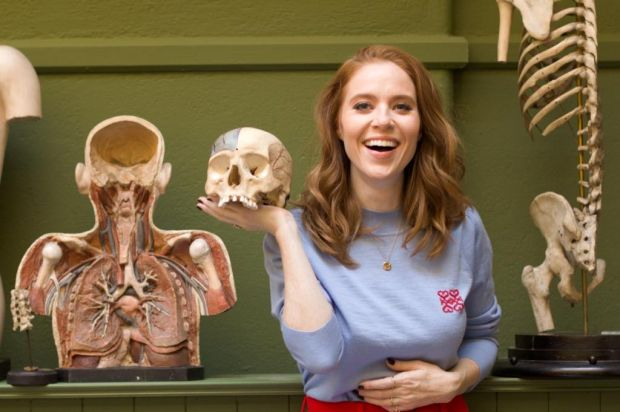 Angela Scanlon, Growing Up Live