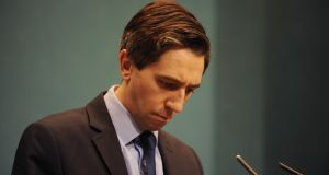 "Minister for Health, Simon Harris: Mr Harris said there are operational issues that had to be teased out in relation to the three-day waiting period, specifically when the ""clock starts ticking"".   Photograph: Aidan Crawley"