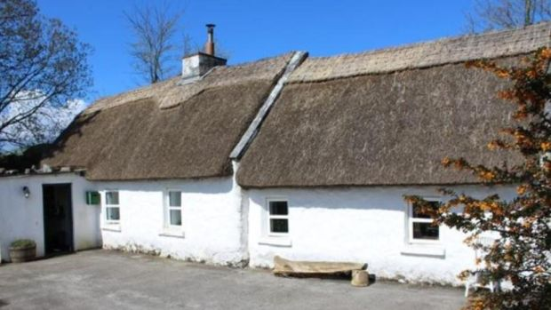 Country: the Thatched Cottage, Cahermore, Kinvara, Co Galway