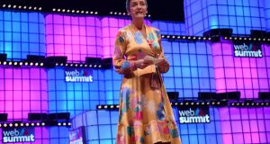 EU competition commissioner Margrethe Vestager said the digital world can no longer escape the rules that apply to our lives offline. Photograph: David Fitzgerald