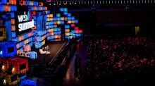 Web Summit's tone changes as tech industry comes under scrutiny