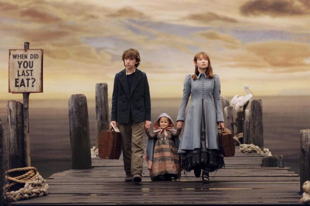 Atwood worked on 'Lemony Snicket's A Series of Unfortunate Events'