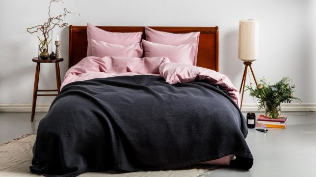 Duvet covers and sheeting from Urban Collective