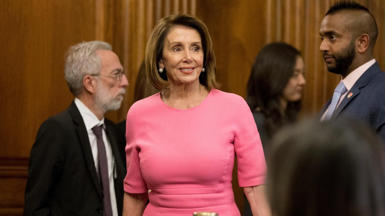 Pelosi's knockers