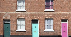 Your front door is the first impression people will get of your house so it's worth keeping it fresh and smart. Photograph: Getty Images